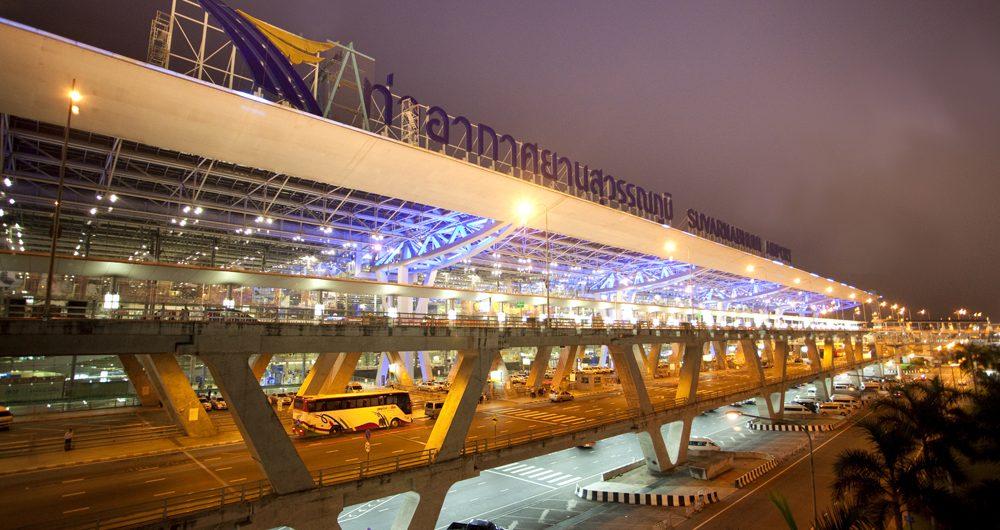 suwannaphum-airport